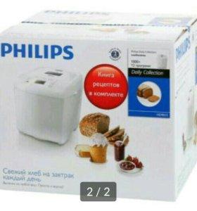 Хлебопечь Philips HD9015