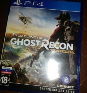Игра Tom Clancy's GHOST RECON Wildlands на ПС4