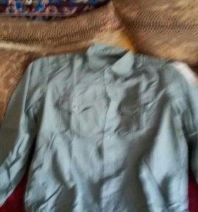 рубашки мужские военные,