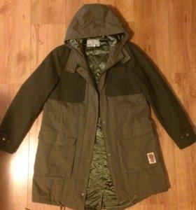 Куртка мужская осенняя Wezs