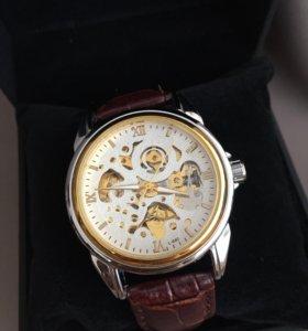 Часы Omega skeleton МЕХАНИКА