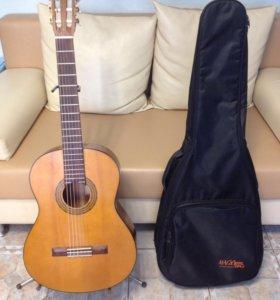 Классическая гитара Walden N550 + чехол