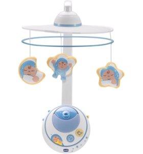 """Мобиль для детской кроватки """"Волшебные звезды"""""""