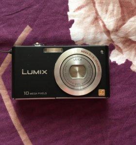 Фотоаппарат Panasonic lumix FX35