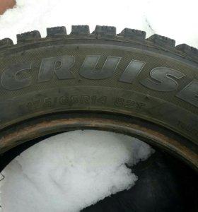 Колеса зимние r14