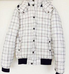 Куртка на синтепоне размер L