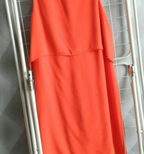 Яркое платье-сарафан 44-46