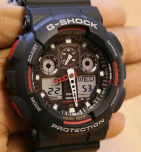 G-shock ga 100
