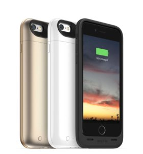Чехол-аккумулятор для iPhone 6+ на 3.700 mAH.
