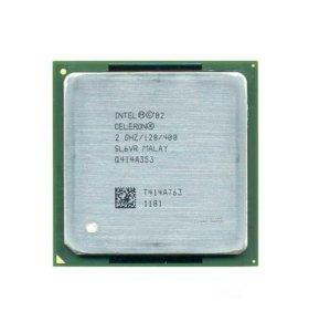 Процессор Intel Celeron Socket 478 2GHz 71W