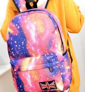 В наличии рюкзаки космос