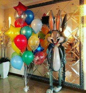 Гелиевые шарики/воздушные шары