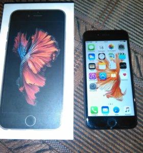 Айфон 6S на андройде, возможен обмен.