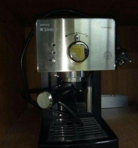 Продается кофеварка Saeco