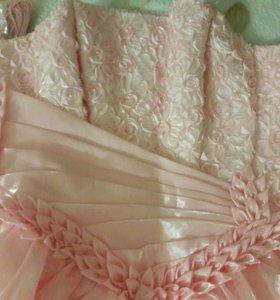 Платье для праздника/выпускного/конкурса красоты