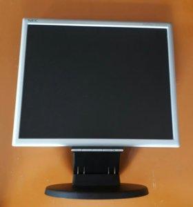 Монитор NEC lcd monitor MultiSync 175vxm+