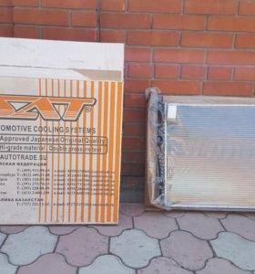 Радиатор для Mercedes Benz 220 3,2 л