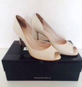 Туфли свадебные Paolo Conte