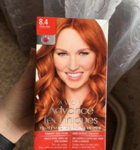Avon Профессиональная краска для волос 8.4