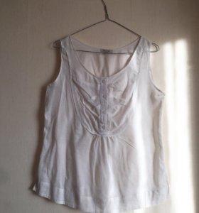 Блузка из легкого хлопка
