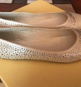 Туфли и балетки свадебные 😍😍