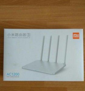 Xiaomi mi router 3 (2.4 и 5 Ghz, g/n/ac)