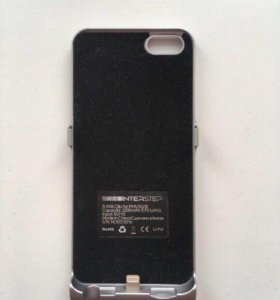 Зарядка-чехол на айфон 5s