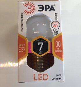 Лампочка LED 2700К