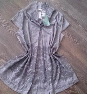 Новая блузка для беременных
