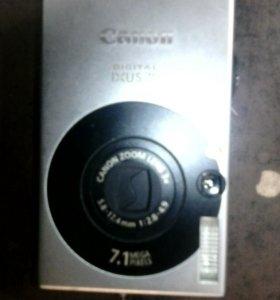 Canon lxus 70