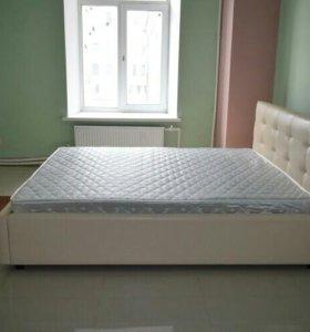 Кровать Белая Роза