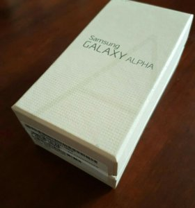 Samsung Galaxy Alpha смартфон