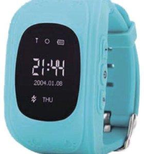 Умные детские часы с GPS (новые)