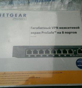 Гигабитный межсетевой экран prosafe FVS318G