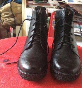 Ботинки ( ж ) 37 размер