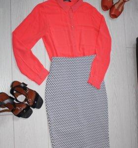 Юбки платья рубашки босоножки 👗👚👠