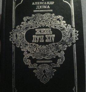 "Роман Александра Дюмы ""Жизнь Луи 14"""
