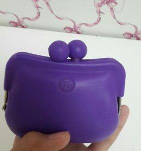 Резиновый кошелёк