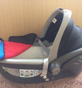 автолюлька Romer Safe Sleeper