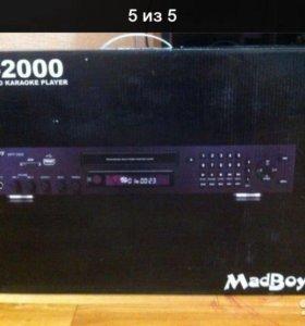 Караоке плеер Mad Boy MFP-2000
