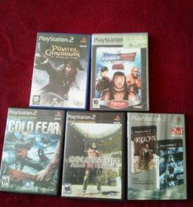 Игры Playstation2