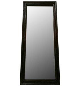 Зеркало напольное.Черное.