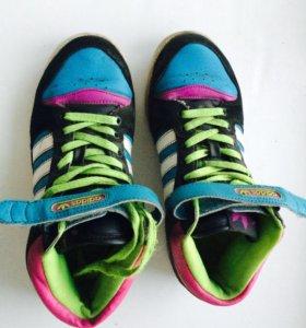 Кроссовки Adidas 39 размер. ЕЩЁ НЕ ПРОДАНЫ!!