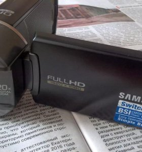Видеокамера Samsung HMX-Q100BP