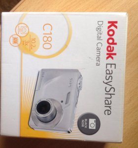 Фотоаппарат Kodak EasyShare C180