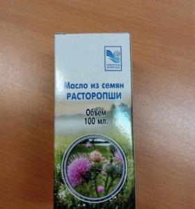 Масло из семян расторопши 100 мл