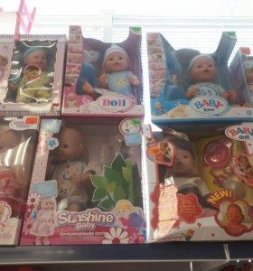 Куклы. Новые.