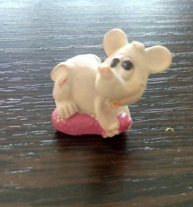 Сувенир мышонок