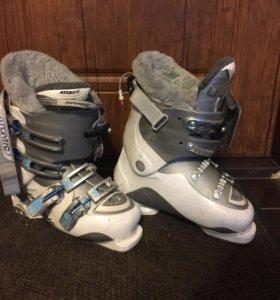 Лыжные ботинки(женские)
