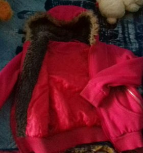 Куртка -кофта(б/у)